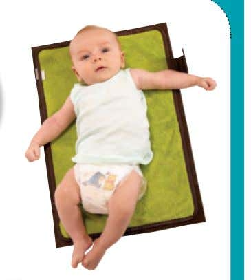 and your baby, call 0845 8100 100 or visit nctshop.co.uk Earth Friendly Baby Wet Wipes are