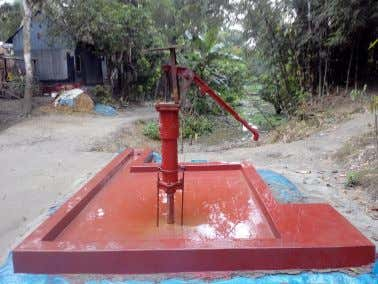 of Deep Tubewell in 4 union of sreenagar and Louhajong upzila . Now 1712 people get