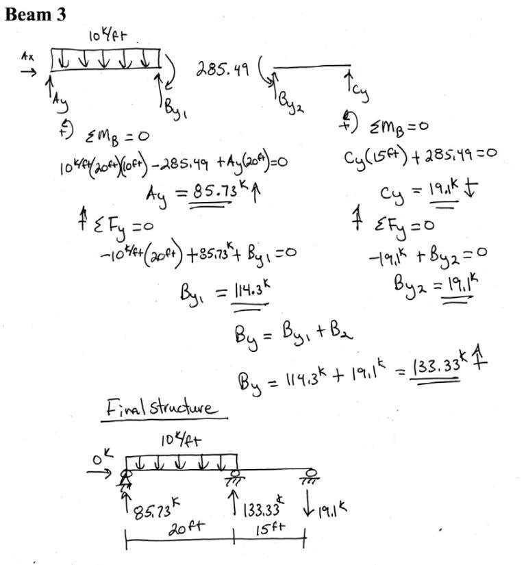 Introductory Structural Analysis Problems Nielsen 102