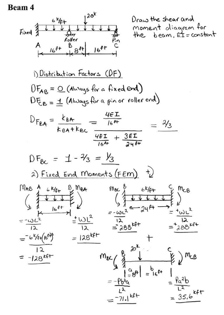 Introductory Structural Analysis Problems Nielsen 103