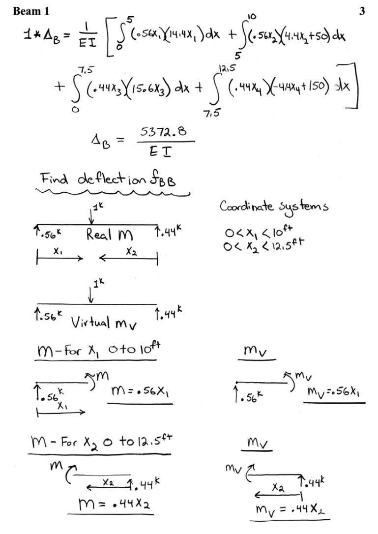 Introductory Structural Analysis Problems Nielsen 69
