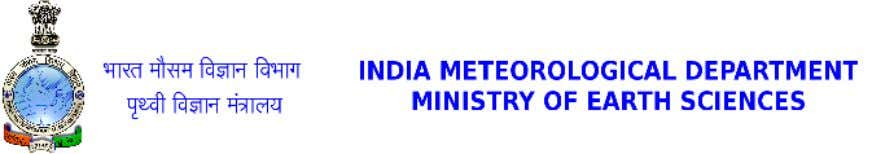 Friday 06 July 2012 ALL INDIA WEATHER BULLETIN ( Morning ) Monsoon Watch ♦ The