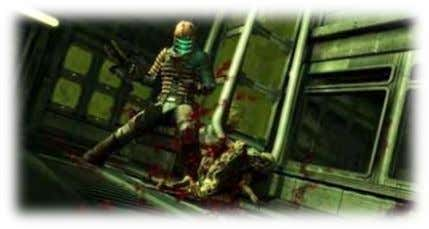 Dead Space (EA, 2008) Silent Hill 5 : Homecoming (Konami, 2009) Resident Evil 5 (Capcom,