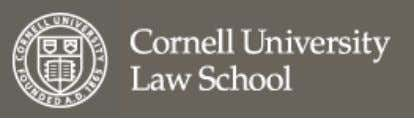 7/16/2010 California Legal Ethics LII / Legal Information Institute Search Law School Search Cornell American Legal