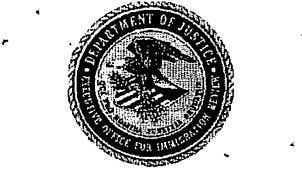 Immigrant & Refugee Appellate Center | www.irac.net U.S. Department of Justice Executive Office for Immigration Review