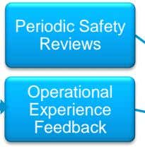 Periodic Safety Reviews Operational Experience Feedback