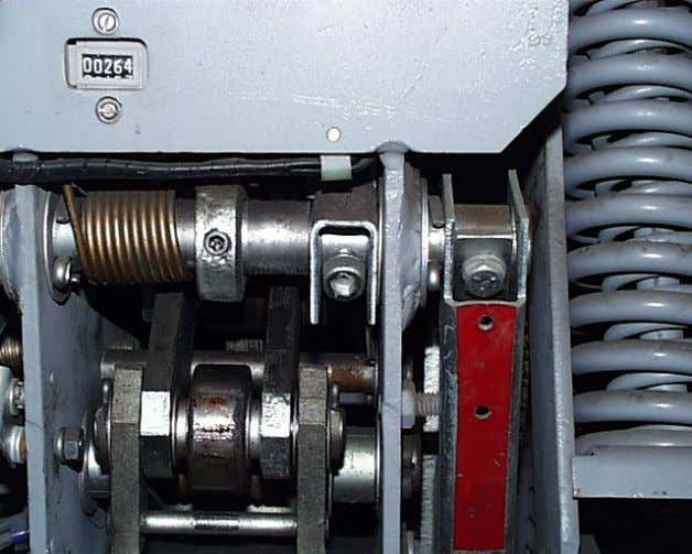 Operating Mechanism for the Magne- Blast Breaker • The newer designs ML-11, ML-12 and ML- 13