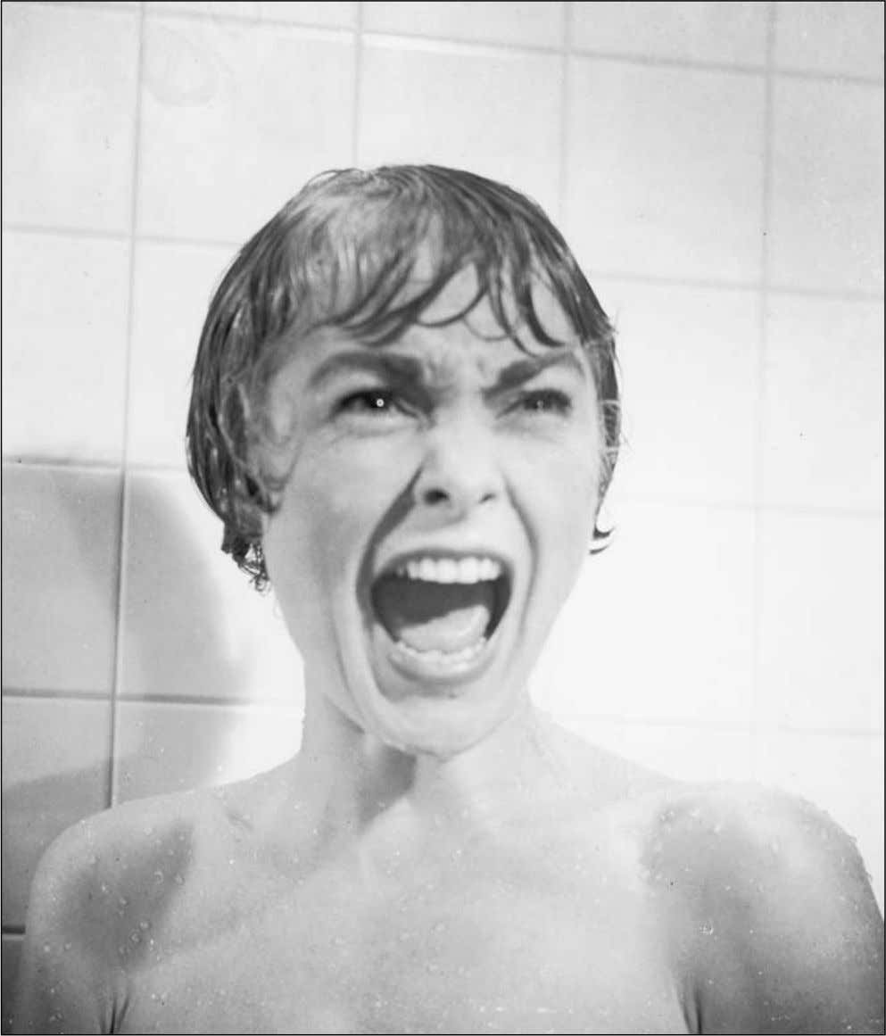 The shocking violence of Psycho (Alfred Hitchcock, Universal, 1960) anticipated many events to come in