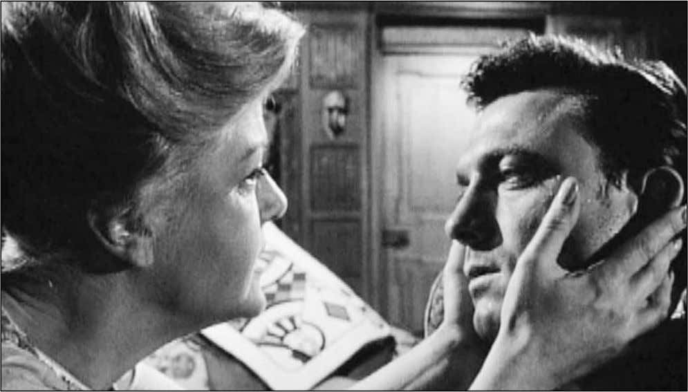 1962 — MOVIES AND DETERIORATION 71 Eleanor Iselin (Angela Lansbury), the ultimate smothering mother, betrays her