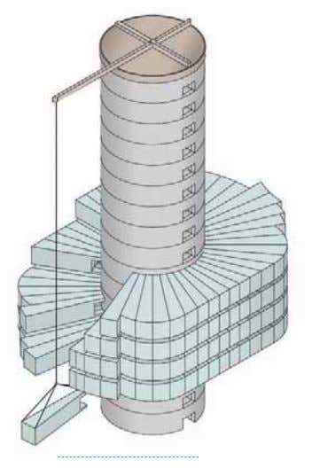 in major cities around the world. RESHAPING ARCHITECTURE Dr. David Fisher's revolutionary Dynamic Tower is the