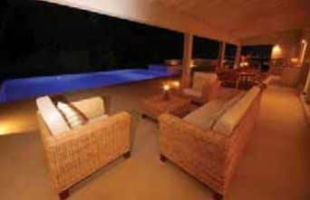BAY IN ANTIGUA AND HAS STUNNING VIEWS OF THE CARIBBEAN. IN_MAGAZINE DEVELOPMENT NAME Villa Nicobar Galley