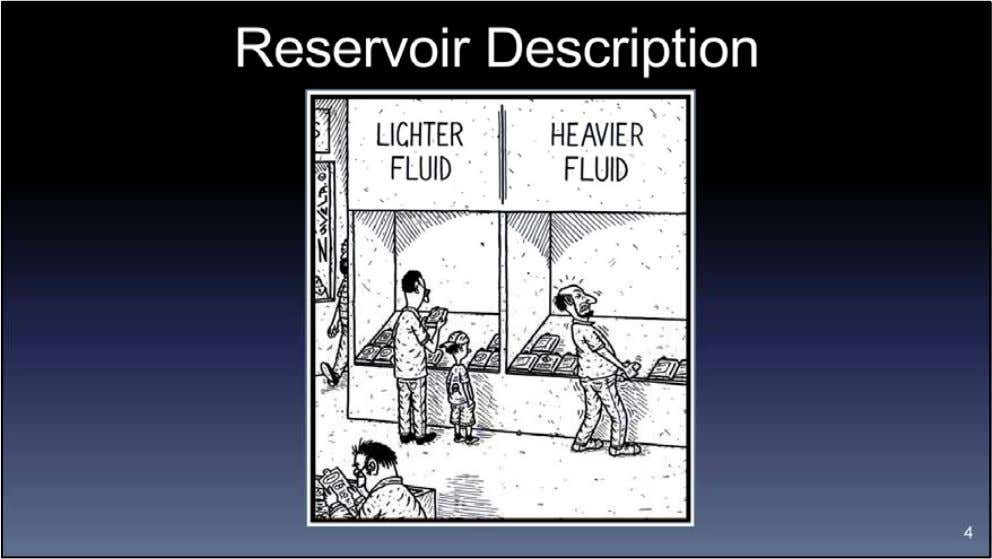 Core Lab has two segments: Reservoir Description and Production Enhancement. Reservoir Description is an asset ‐