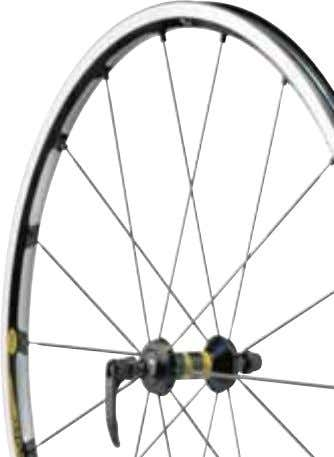 with tubeless tires. Also available in a lefty version. Crosstrail Access to tubeless and Mavic specific