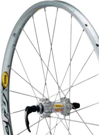 13 MOUNTAIN BIKE - CROSS-MOUNTAIN Crossride UB Disc new Discover Mavic quality and performance on the