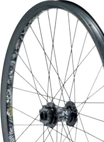 super strong and reliable wheelset that will take any abuse Deetraks new The most versatile available