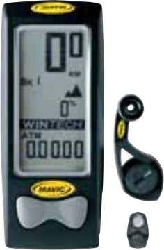 to set-up and to use Reliable and accurate data transmission Wintech Alti Highly precise wireless altimeter