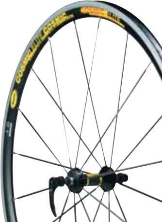 7 AERODYNAMIC Cosmic Elite Taylor made for speed… and sensations! Made for flat roads and high
