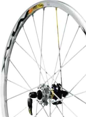 power transmission The most crowned cross-country wheelset Crossmax SL Disc Innovative and reliable: a proven reference