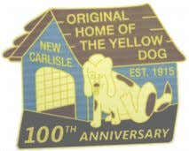 Annual Inspection of 100 th Anniversary of the YELLOW DOG New Carlisle Lodge, the Original Home