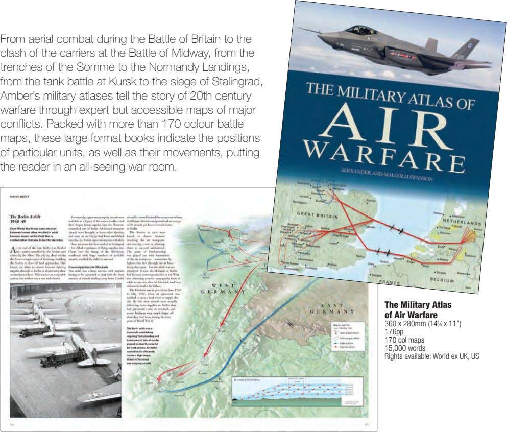 From aerial combat during the Battle of Britain to the clash of the carriers at
