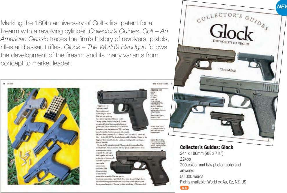 Marking the 180th anniversary of Colt's first patent for a firearm with a revolving cylinder,