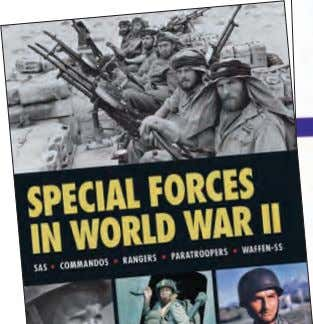 The World's Great Weapons 22 New Print on Demand Paperbacks 23 Classic Titles 25 Index 47
