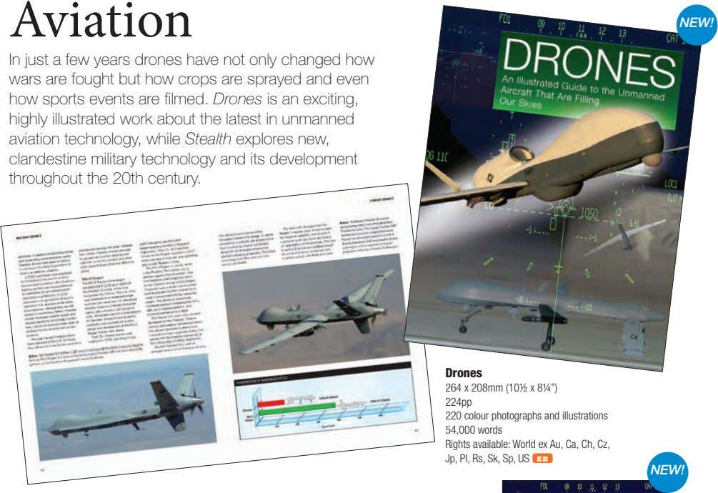 Aviation NEW! In just a few years drones have not only changed how wars are