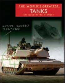 "Military Aircraft 297 x 227mm (11 3 ⁄ 4 x 9"") NEW! The World's Greatest Tanks"