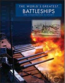 "Greatest Tanks 297 x 227mm (11 3 ⁄ 4 x 9"") The World's Greatest Battleships 297"