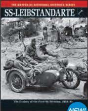 photos Rights available: World ex Cz, (Hu), (UK), (US) EB SS-Leibstandarte NEW! New SS History Paperbacks