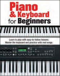20,000 words Rights available: World ex Ca, NZ, US NEW! Piano & Keyboard for Beginners 285