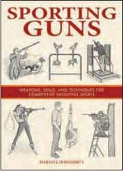 b/w photos and artworks 60,000 words Rights available: World Sporting Guns NEW! 188 x 137mm (7½