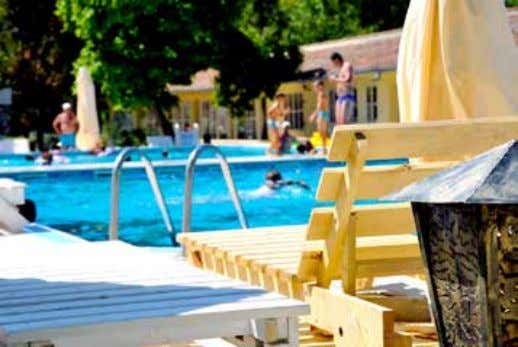 COMPLEX HOTELIER MERCUR MINERVA FAMILY CLUB ★★★ Situare: complexul se intinde pe aproximativ 25.000 mp, in