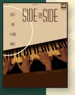 Men, Rejoice 978-0-8341-7610-2 Piano, 4-hands $18.99 Keyboard Praise Duet 8 Duets for Piano and Digital
