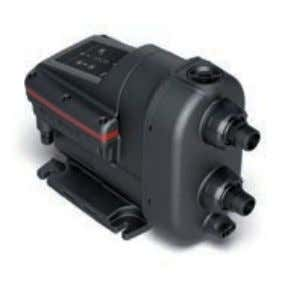 it to design a pump that was more compact. www.grundfos.com The development and production of components
