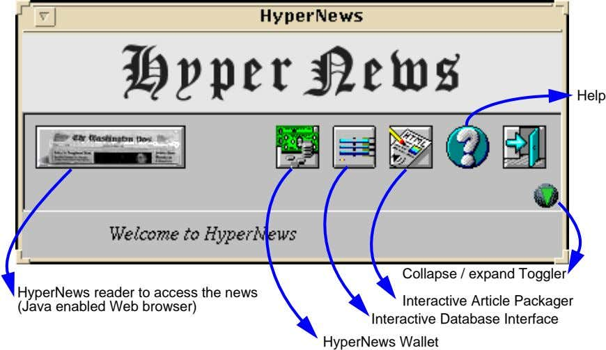 Help Collapse / expand Toggler HyperNews reader to access the news (Java enabled Web browser)