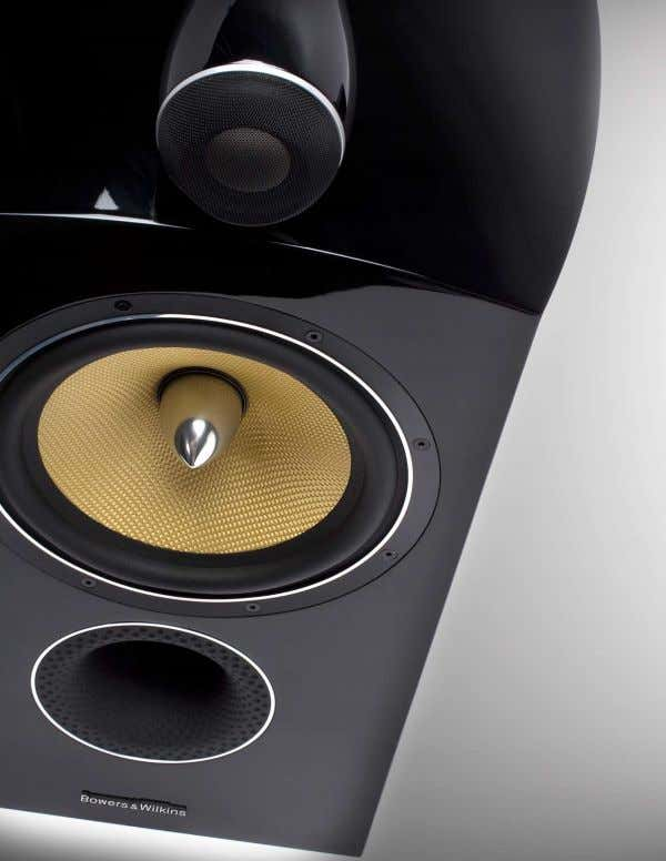 TOP TONE Small Speakers S ince today's speakers incorporate much better driver, cabinet, and crossover