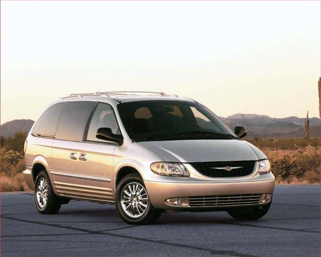 Minivan Has a higher roofline for more headroom and cargo space
