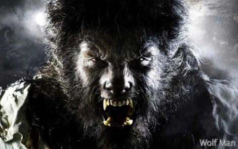 Contemporary images The wolf man released in (2010) is great by its visual effects CGI has