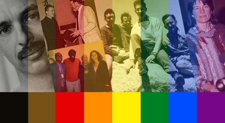 How does your sexuality affect your work as a scientist? Follow the hashtag #LGBTSTEMDay to hear