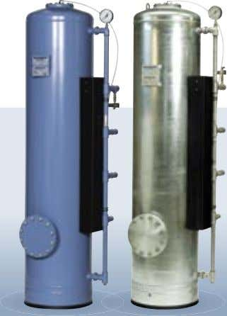 is insufficient to reach the required water quality. Automatisk Automatic trykfilter pressure NSB filter type NSB