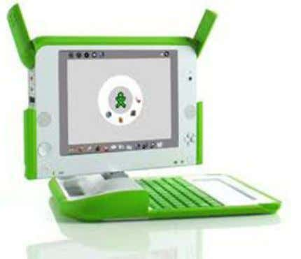 OLPC Le projet One Laptop Per Child (OLPC) lancé par l'association sans but lucratif OLPC créée