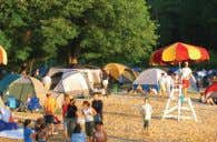 Friends members $5.* Register by July 21. Friday, August 5 CAMPOUT ON THE BEACH Under the