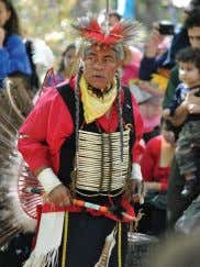 LENAPE DAY Annual event celebrating the Lenape people with dancing, drums, vendors, and historical talks