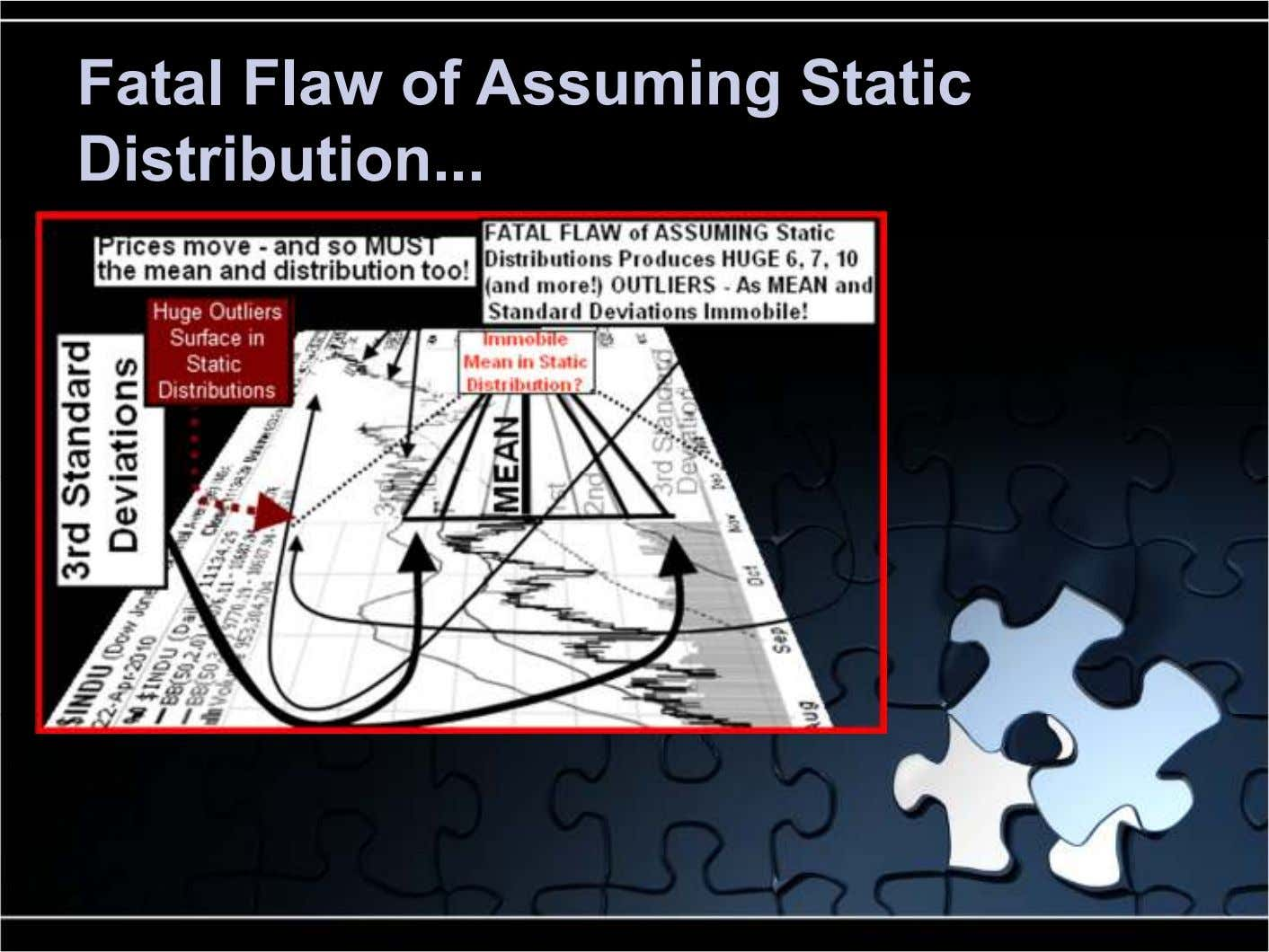Fatal Flaw of Assuming Static Distribution ...