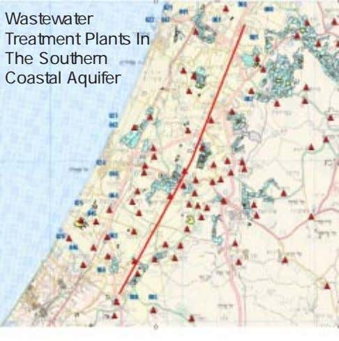 Wastewater Treatment Plants In The Southern Coastal Aquifer