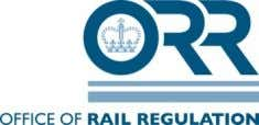 Second edition published by the Office of Rail Regulation, December 2012 This guidance is issued