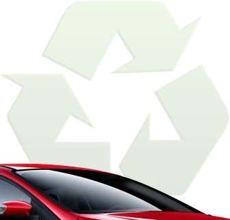 FORD'S SUSTAINABLE MATERIALS STRATEGY What Goes In A is renewable material – in place of nonrenewable
