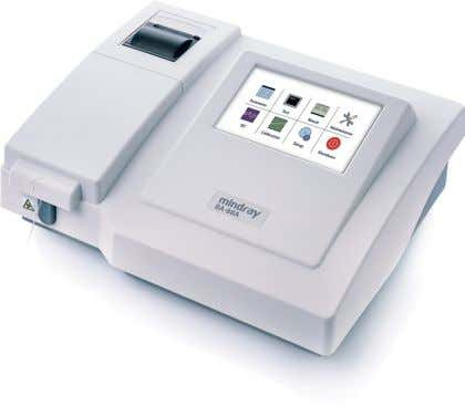 interface Power-failure protection Universal power supply BA-88A Semi-Auto Chemistry Analyzer Straightforward software