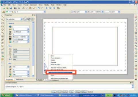 "59 ② Place the cursor over the sheet name, and right click. Then select ""Printing"
